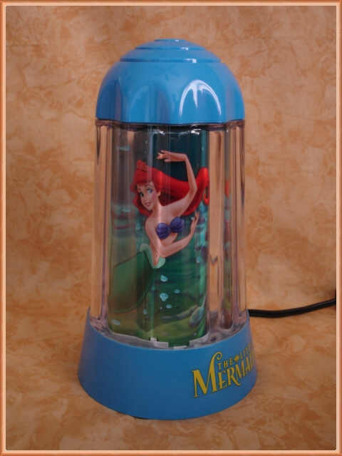 Little mermaid lamp - Lamps