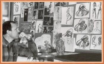 Disney Drawings Art Gallery